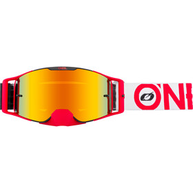 O'Neal B-30 Goggles bold-black/red-radium red